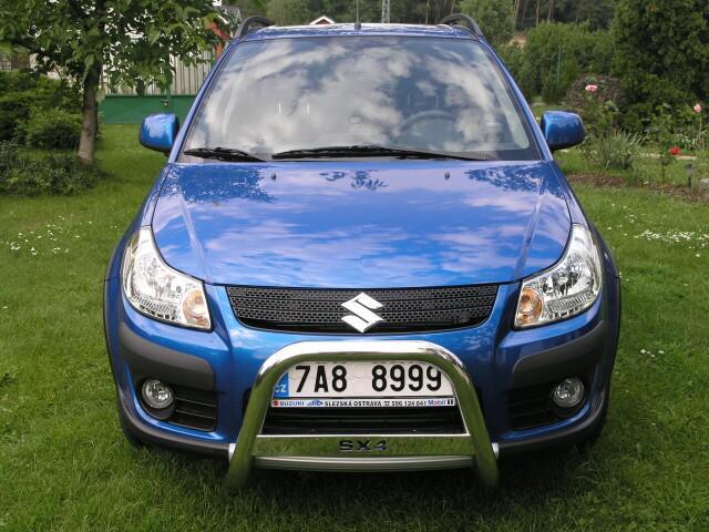 2007 Suzuki SX4 1.6 (M16A) benzín 79 kW 145 Nm