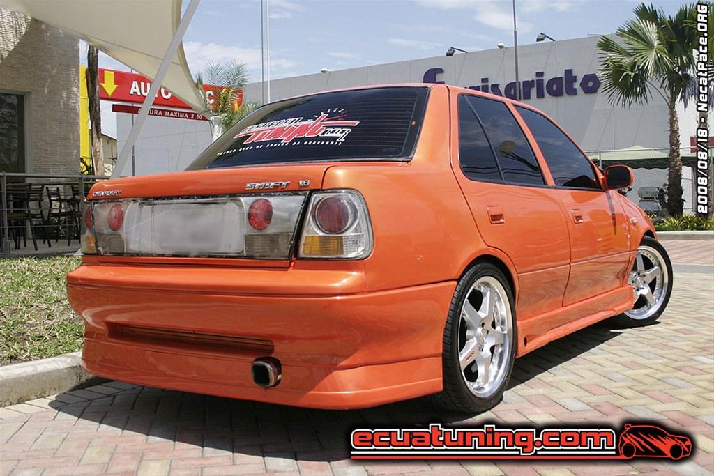 1993 Suzuki Swift Iii Inspiration